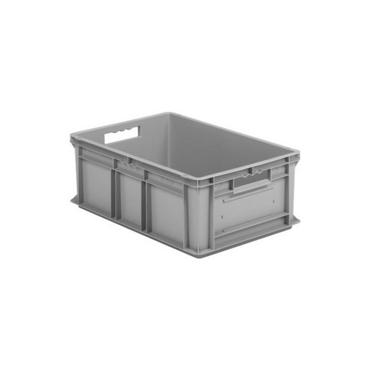 "Looking: EF Stackable Container Solid Base/Sides 24""L x 16""W x 09""H  