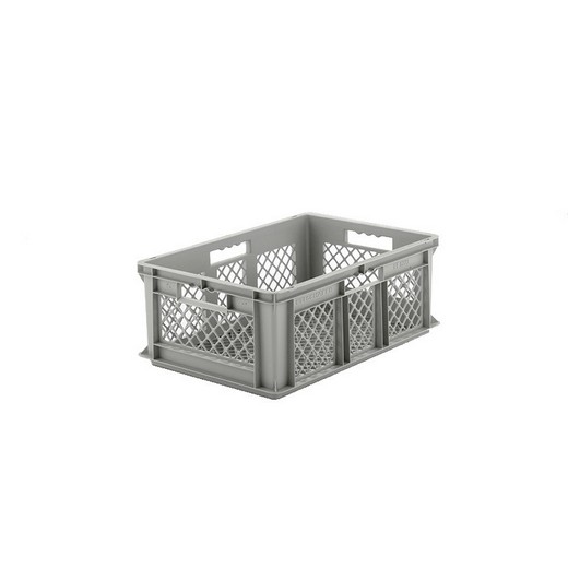 "Looking: EF Stackable Container Mesh Base/Sides 24""L x 16""W x 09""H  