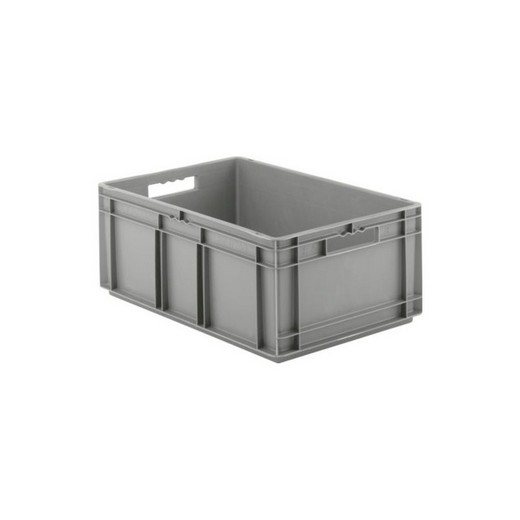 "Looking: EF Stackable Container Solid Base/Sides 24""L x 16""W x 10""H  