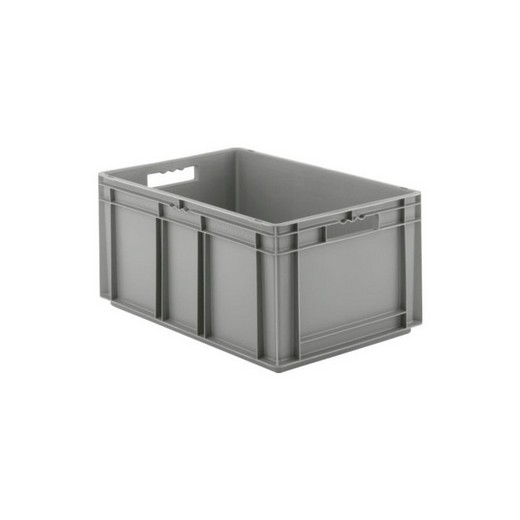 "Looking: EF Stackable Container Solid Base/Sides 24""L x 16""W x 13""H  