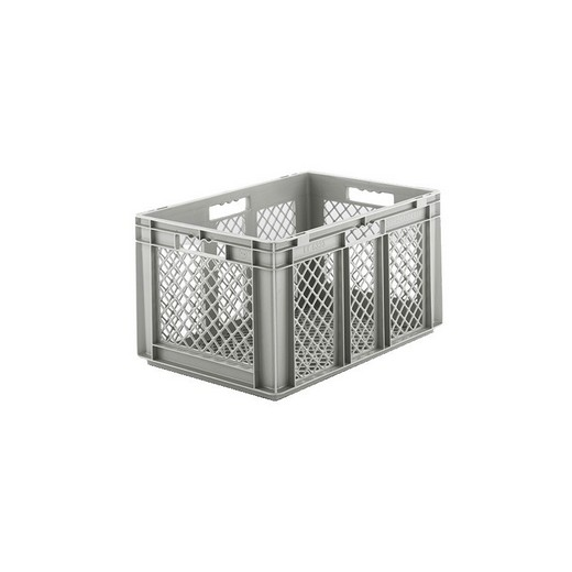 "Looking: EF Stackable Container Mesh Base/Sides 24""L x 16""W x 13""H  