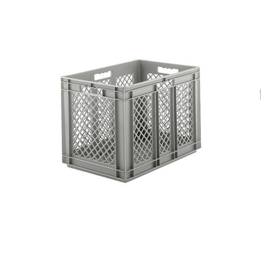 "Looking: EF Stackable Container Mesh Base/Sides 24""L x 16""W x 17""H  