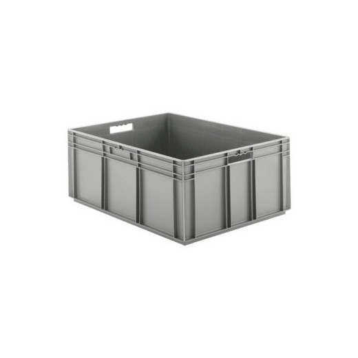 "Looking: EF Stackable Container Solid Base/Sides 32""L x 24""W x 13""H  