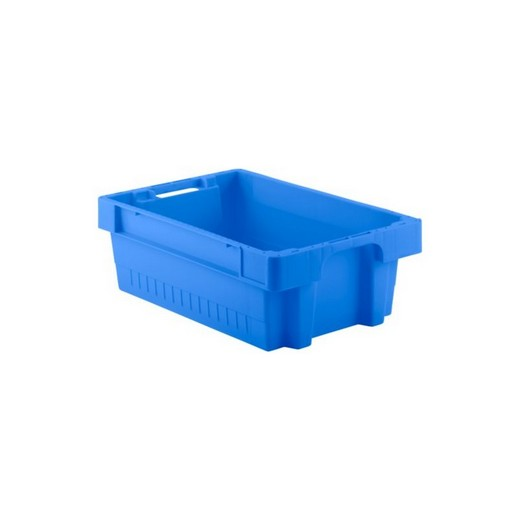 "Looking: 24""L x 16""W x 08""H EFB Heavy Duty Container Solid Base/Sides 