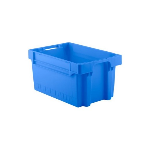 "Looking: 24""L x 16""W x 12""H EFB Heavy Duty Container Solid Base/Sides 