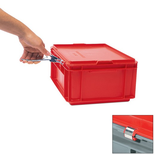 Looking: EF Metal Clip for EFD Hinged Lid | By Schaefer USA. Shop Now!