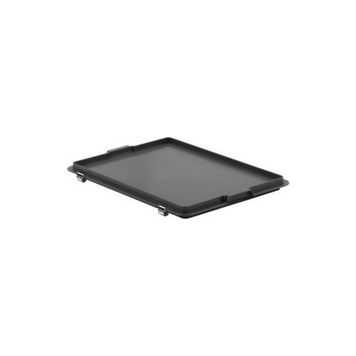 "Looking: EF Stackable Conductive Hinged Lid 16""L x 12""W  