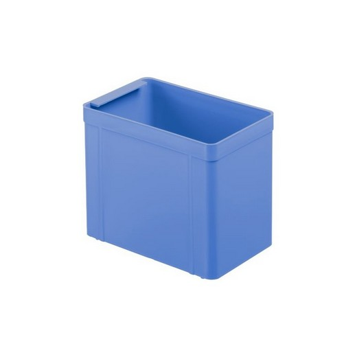"Looking: 05""L x 03""W x 04""H  EK Plastic Insert Boxes Sub-Containers Blue 