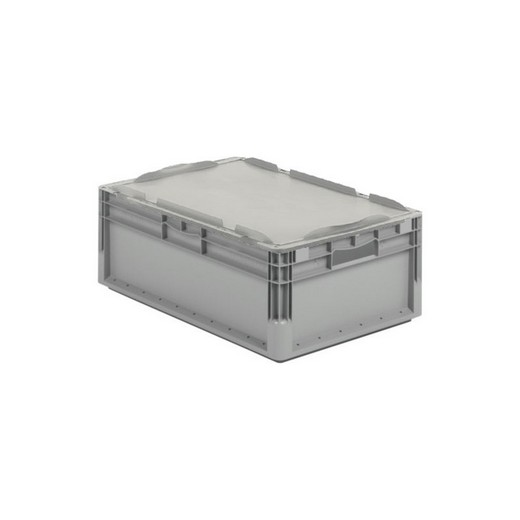"Looking: 24""L x 16""W x 09""H ELB Lightweight Straight-Wall Container with Lid 