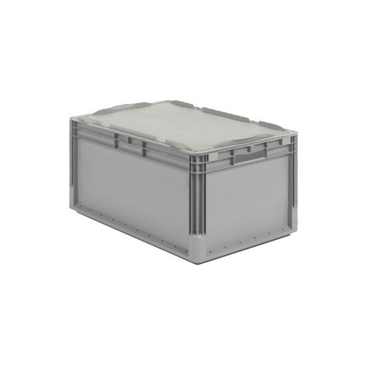 "Looking: 24""L x 16""W x 11""H ELB Lightweight Straight-Wall Container with Lid 
