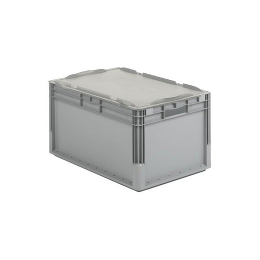 "Looking: 24""L x 16""W x 13""H ELB Lightweight Straight-Wall Container with Lid 