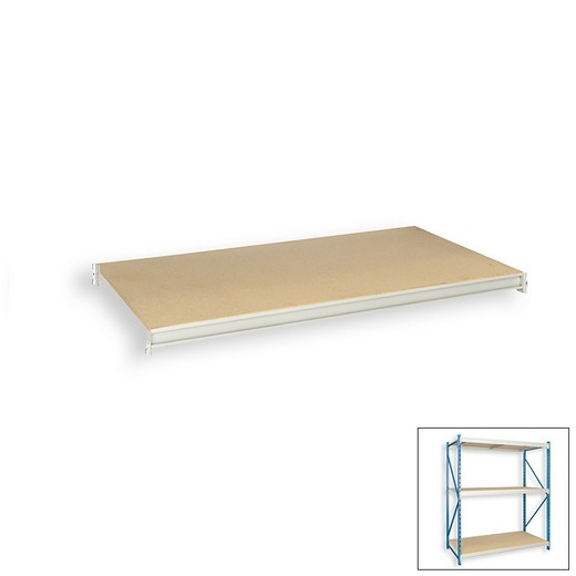 "Looking: 72""W x 36""D Bulk Rack Particle Board Extra Level 