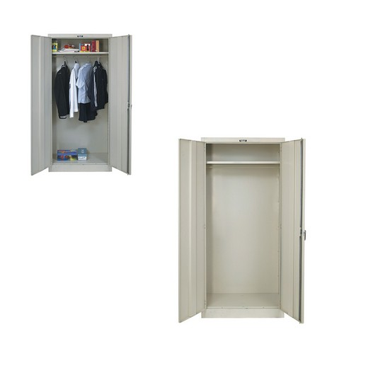 "Looking: 78""H x 36""W x 18""D Wardrobe Cabinet 1 Shelves Unassembled 