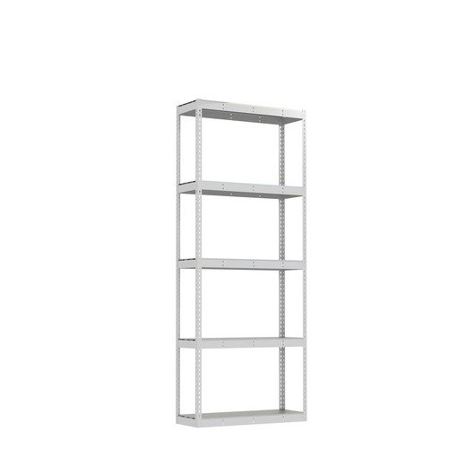 "Looking: 108""H x 42""W x 15""D Record Storage Shelving with Steel Deck no Boxes 