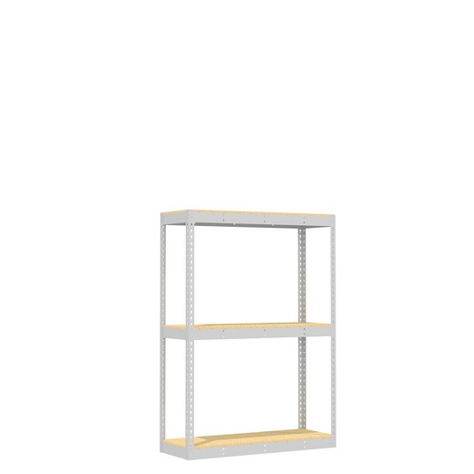 "Looking: 60""H x 42""W x 15""D Record Storage Shelving with Particle Board no Boxes 