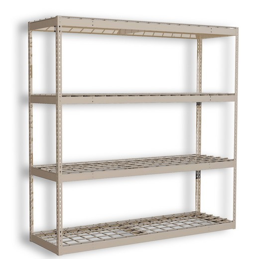 "Looking for: Rivet Premium Shelving Unit. 4 Wire Deck Levels. 72""H x 48""W x 30""D  