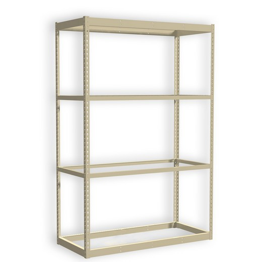"Looking for: Rivet Standard Shelving Unit. 4 No deck Levels. 60""H x 48""W x 36""D  