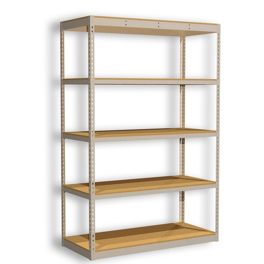 "Looking for: Rivet Standard Shelving Unit. 5 Particle board Levels. 72""H x 48""W x 12""D  