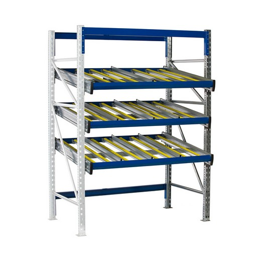 "Looking for: KDR Gravity Flow Rack Shelving Add-On Unit. 3 Levels 79""H x 106""W x 41""D  