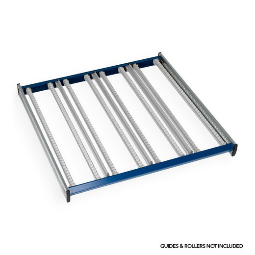 "Looking for: KDR Gravity Flow Rack Extra Level 53""W x 123""D 