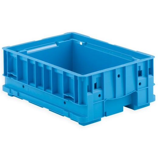 "Looking: 16""L x 12""W x 06""H KLT Shipping Automation Container 