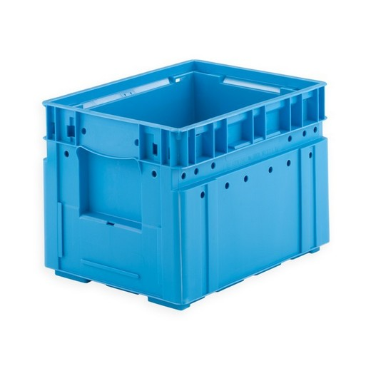 "Looking: 16""L x 12""W x 12""H KLT Shipping Automation Container 