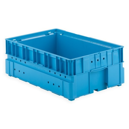 "Looking: 24""L x 16""W x 09""H KLT Shipping Automation Container 