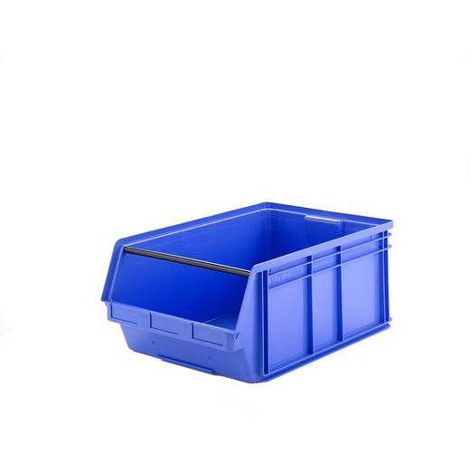 "Looking: 29""L x 18""W x 12""H 14-7 LF Open Front Stackable Bin 