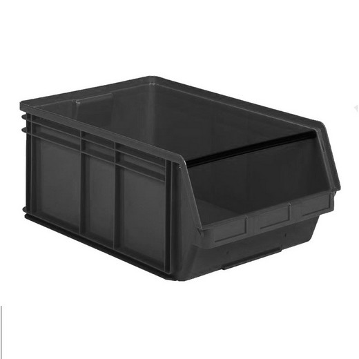 "Looking: 29""L x 18""W x 12""H 14-7 LF Hooper Open Front Stackable Conductive 