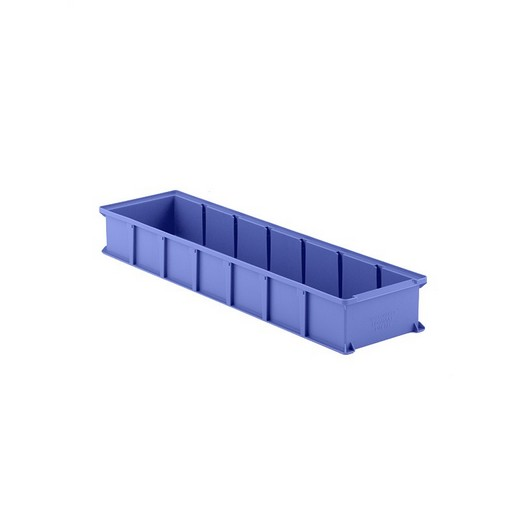 "Looking: 32""L x 08""W x 04""H LMB 821 Vertical Storage System Container Blue 