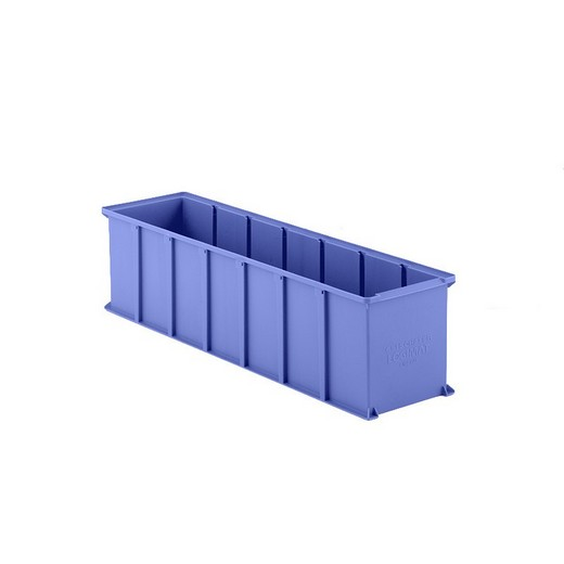 "Looking: 32""L x 08""W x 08""H LMB 822 Vertical Storage System Container Blue 
