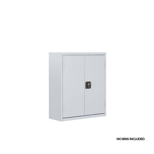 "Looking: 30""H x 27""W x 10""D SaFix™ Bin Cabinets With Doors Bins not included 
