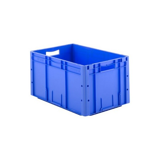 "Looking: 24""L x 16""W x 13""H LTF Straight-Wall Container Blue 