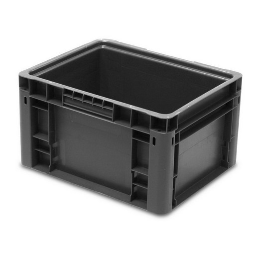 "Looking: 8""H x 15""W x 12""D NF Lightweight Straigh Wall Containers 
