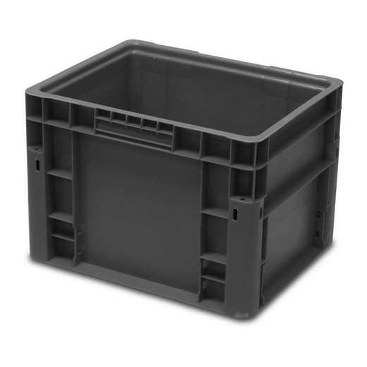 "Looking: 11""H x 15""W x 12""D NF Lightweight Straigh Wall Containers 