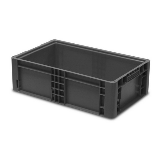 "Looking: 7""H x 15""W x 24""D NF Lightweight Straigh Wall Containers 