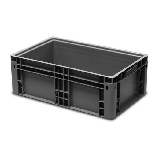 "Looking: 8""H x 15""W x 24""D NF Lightweight Straigh Wall Containers 