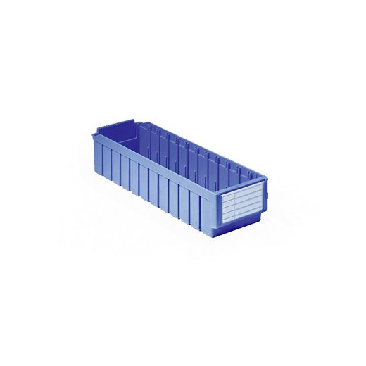 "Looking: 05""H x 07""W x 24""D RK Plastic Shelf Bin 