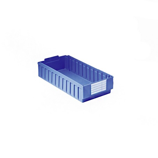 "Looking: 05""H x 10""W x 24""D RK Plastic Shelf Bin 